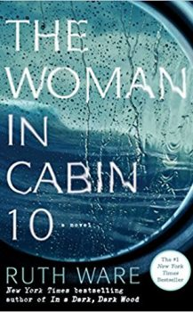 Audio Book : The Women in Cabin 10 : Ruth Ware