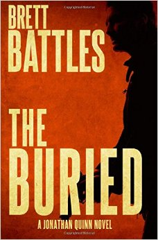 Audio Book : The Buried : Brett Battles