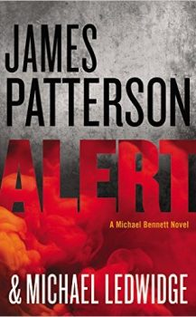 Audio Book : Alert : James Patterson