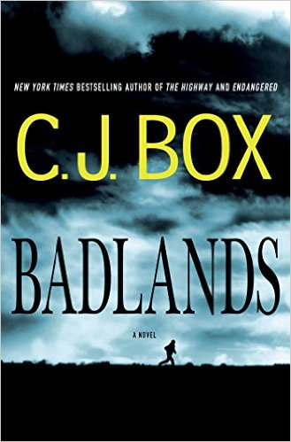Audio Book - Badlands - CJ Box