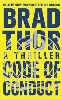 Audio Book : Code of Conduct : A Thriller : Brad Thor