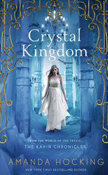 Audio Book : Crystal Kingdom : Amanda Hocking