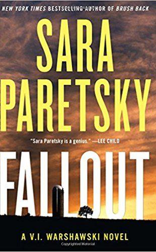 Audio Book : Fallout : Sarah Partesky