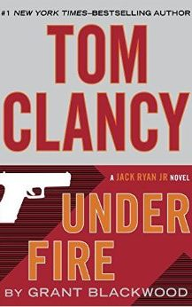 Audio Book - Under Fire - Tom Clancy