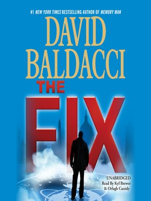 Audio Book : The Fix : David Baldacci