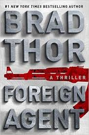 Audio Book : Foreign Agent by, Brad Thor