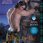 Audio Book : Falling for the Highlander : Lynsay Sands