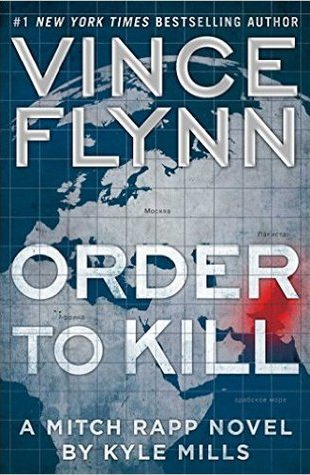 Audio Book : Order to Kill : Vince Flynn