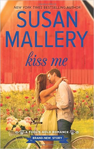 Audio Book : Kiss Me : Susan Mallery