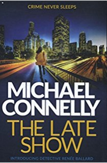 Audio Book : The Late Show : Michael Connelly