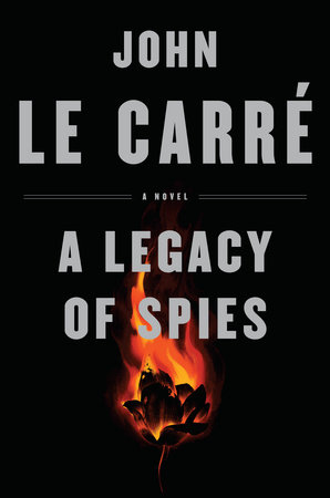 Audio Book : A Legacy of Spies : John Le Carre
