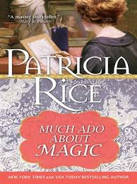 AudioBook: MuchAdoAboutMagic: PatriciaRice