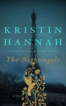 Audio Book : The Nightingale : Kristian Hannah