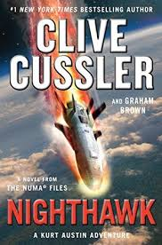 Audio Book : Nighthawk : Clive Cussler