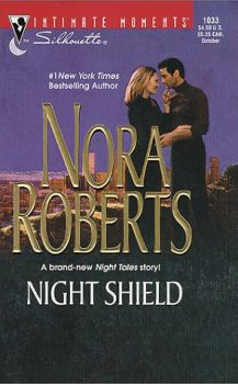 Audio Book : Night Shield : Nora Roberts