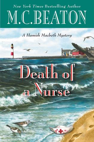 Audio Book : Death of a Nurse : M C Beaton