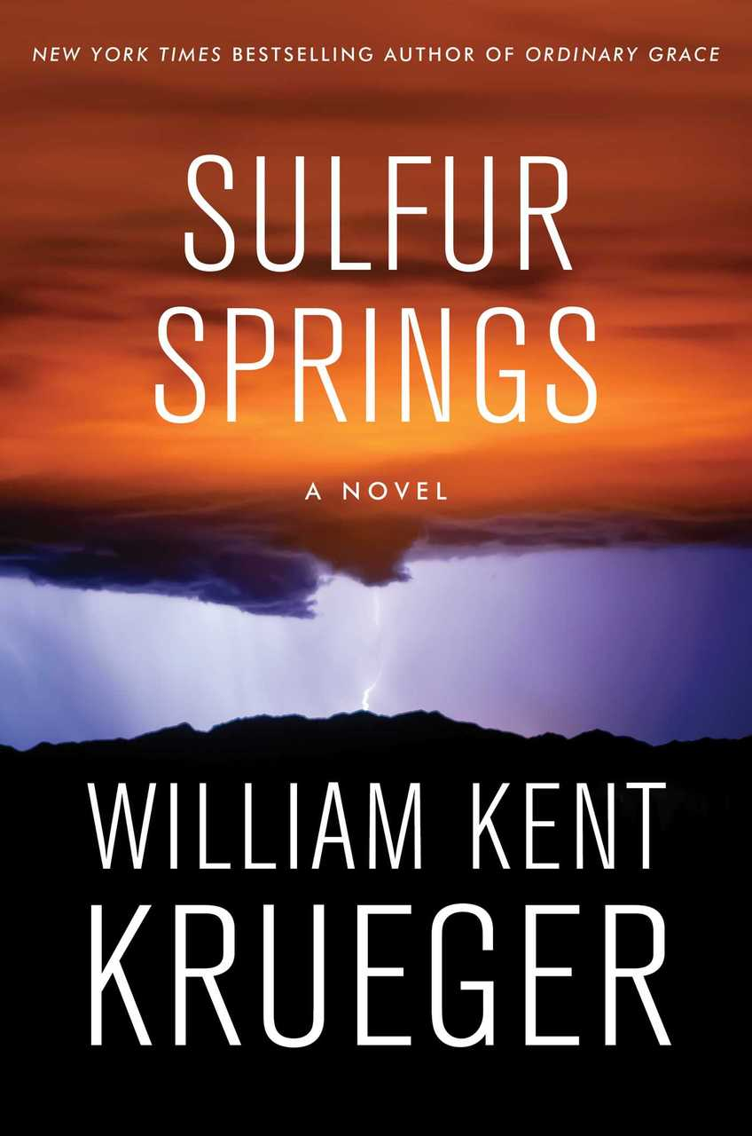 Audio Book ;Sulfur Springs : Willian Kent Krueger