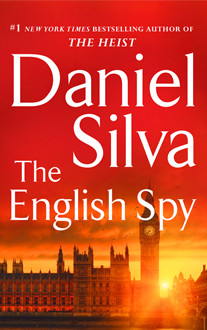 Audio Book : The English Spy : Daniel Silva