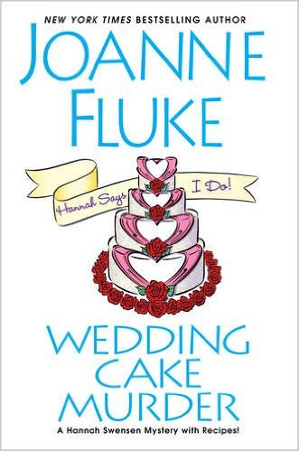 Audio Book : Wedding Cake Murder : Joanne Fluke