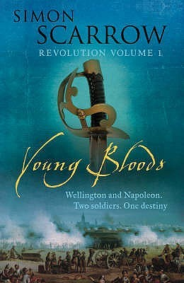 Audio Book ; Young Bloods : Simon Scarrow