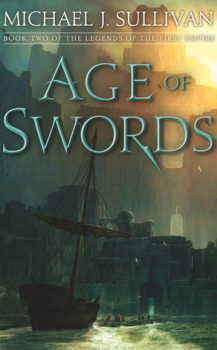 AudioBook : Age of Swords : Michael J Sullivan