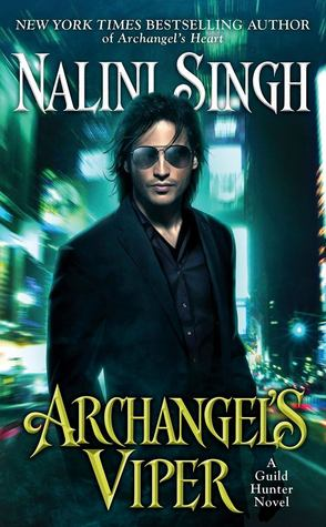 Audio Book : Archangel's Viper : Nalini Singh
