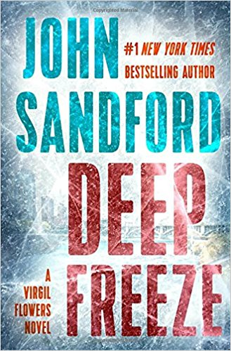 Audio Book : Deep Freeze by, John Sandford