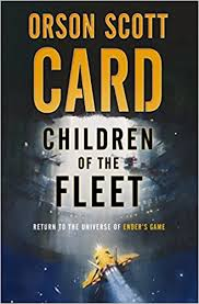 Audio Book : Children of the Fleet by, Orson Scott Card
