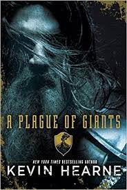 Audio Book : A Plague of Giants by, Kevin Hearne
