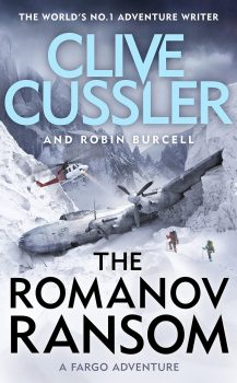 Audio Book : The Romanov Ransom : Clive Cussler