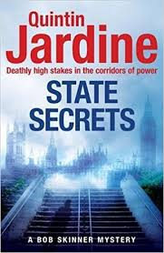 Audio Book : State Secrets by, Quintin Jardine