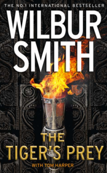 Audio Book : The Tiger's Prey: Wilbur Smith