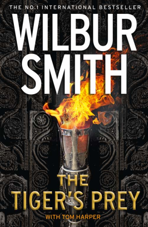 Audio Book : The Tiger's Prey: Wilbur Smith