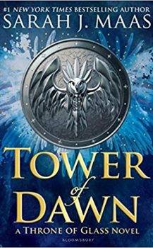 Audio Book : Tower of Dawn : Sarah J Maas