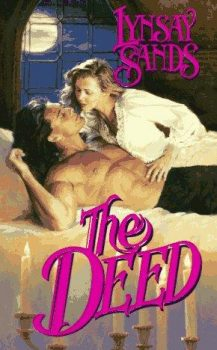 Audio Book : The Deed by, Lynsay Sands