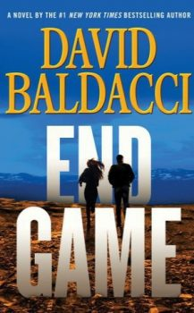 Audio Book : End Game by, David Baldacci