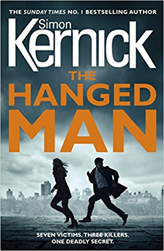 Audio Book ; The Hanged Man by, Simon Kernick