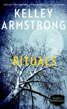 Audio Book : Rituals by, Kelley Armstrong