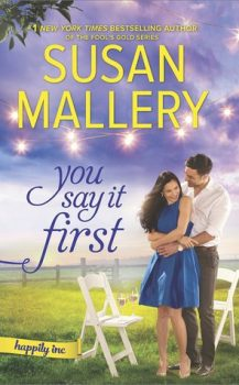 Audio Book : You Say It First by, Susan Mallery