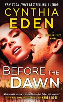 Audio Book : Before The Dawn by, Cynthia Eden