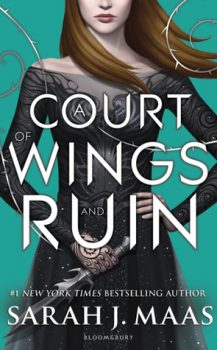 Audio Book : A Court of Wings and Ruin by, Sarah J. Maas