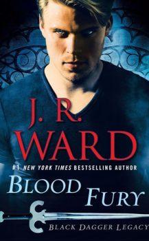 Audio Book : Blood Fury , by J R Ward
