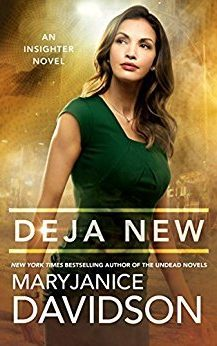 Audio Book : Deja New, by Mary Janice Davidson