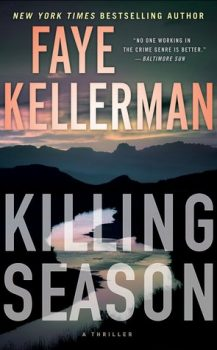 Audio Book : Killing Season by, Faye Kellerman
