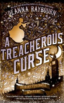 Audio Book : A Treacherous Curse by, Deanna Raybourne