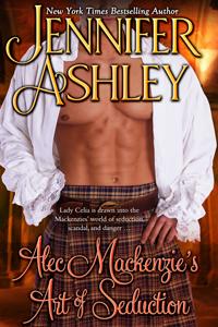 Audio Book : Alec Mackenzie's Art of Seduction by, Jennifer Ashley