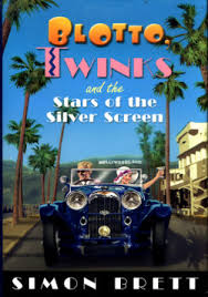 Audio Book : Blotto, Twinks and the Stars of the Silver Screen by, Simon Brett