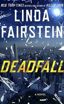Audio Book : Deadfall by, Linda Fairstein