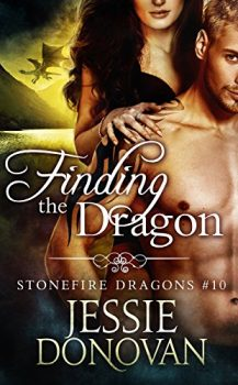 Audio Book : Finding the Dragon by, Jessie Donovan
