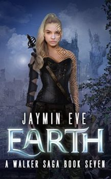Audio Book : Earth by, Jaymin Eve